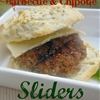 Barbecue & Chipotle Sliders