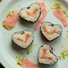 Goddess of Love Spicy Dessert Sushi