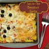 Two-In-One Baked Quiche with Rice Crust