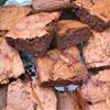 Blackcurrant Brownies