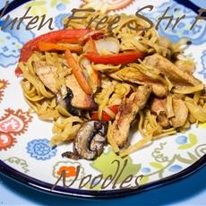 Home Ec. with Mel: Gluten Free Stir Fry Noodles