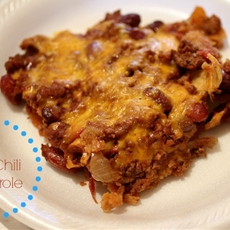 Easy Chili Casserole Recipe