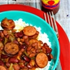 Creole Red Beans and Rice