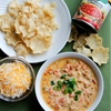 Double Cheeseburger Rotel Queso Dip