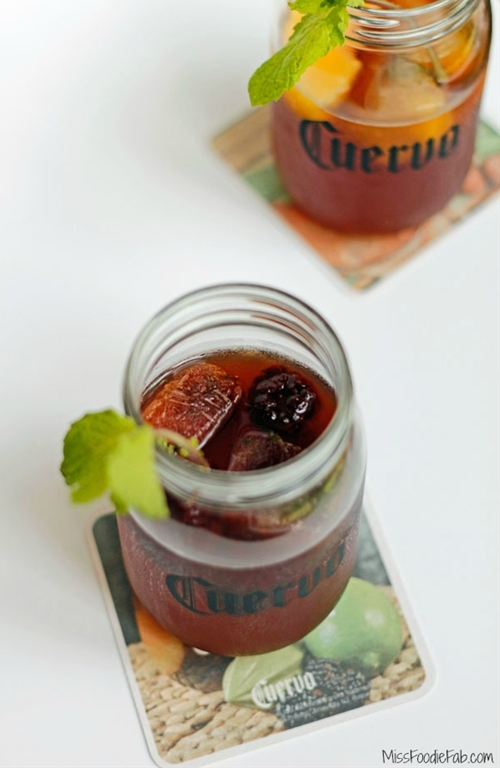 Jose Cuervo Tequila Sweet Tea Margaritas