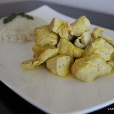 Receta de Pollo en salsa de Maracuyá