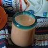 Breakfast smoothie with a Latin twist