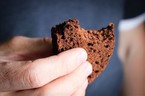 Spiced chocolate bread
