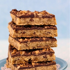 Heath Toffee Bars