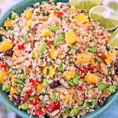 California Quinoa Salad (Whole Foods Copycat)