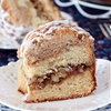 Double Crumb Cinnamon Streusel Coffee Cake