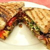 Grilled Vegetable Sandwich