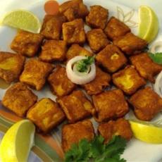 Ginger Garlic Paneer