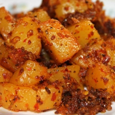 Spicy Potato Fry