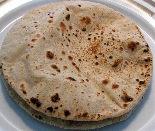Dates Chapati