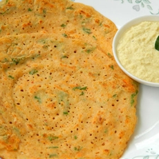 Vegetable Adai