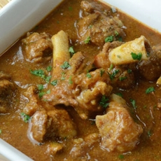Chettinad Lamb Bone Sambar