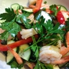 Tangy Shrimp Salad