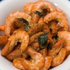 Butter Prawns Recipe