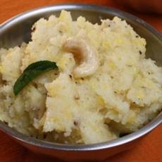 Samba Rava Pongal