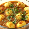 Andhra Egg Curry (Kodi Guddu Pulusu)