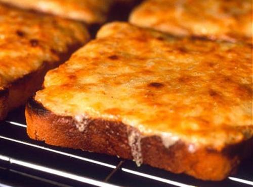 Cheese on Toast Recipe