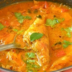 Chettinad Meen Kuzhambu (Chettinad Fish Curry)