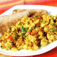 Akoori (Parsi Scrambled Eggs)