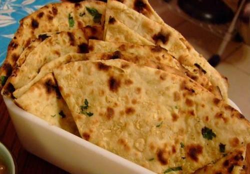 Garlic Roti