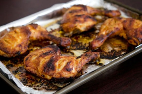 Grilled Piri Piri Chicken