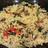 Mushroom Masala Rice