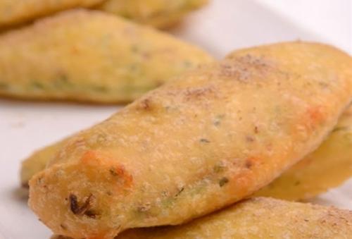 Ridge Gourd Bajji