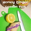 The Benefits of Honey Ginger Lemon Tea