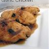 Sweet & Spicy Garlic Chicken