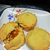 Meatless pies-Vegetarian version of meat pies