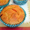 Eggless spicy cheddar muffin