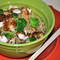 #ad General Tsos 5 Minute Rice Bowl #GameTimeHero #shop #cbias