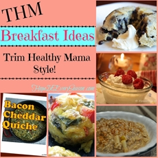 THM Breakfast Ideas