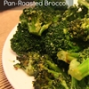Garlicky Pan-Roasted Brococoli