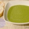 Parisian Sweet Pea Soup