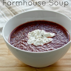 French Farmhouse Soup