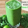 Lose Weight with a Green Smoothie