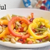 Colorful Four Bean Salad