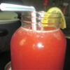 Homemade Strawberry Lemonade Blast