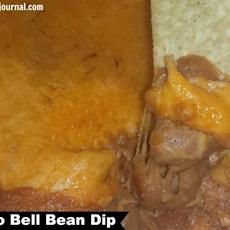 Taco Bell Bean Dip