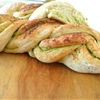 Twisted Pesto Bread