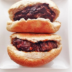 Texas BBQ Beef Rib Sandwich