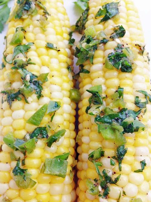 Cilantro Lime Jalapeno Corn