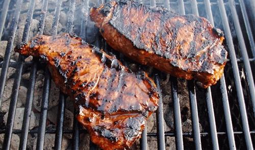 Delmonico-style, bold flavor steaks