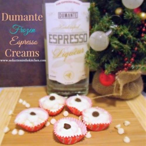 #SundaySupper Dumante Frozen Espresso Creams